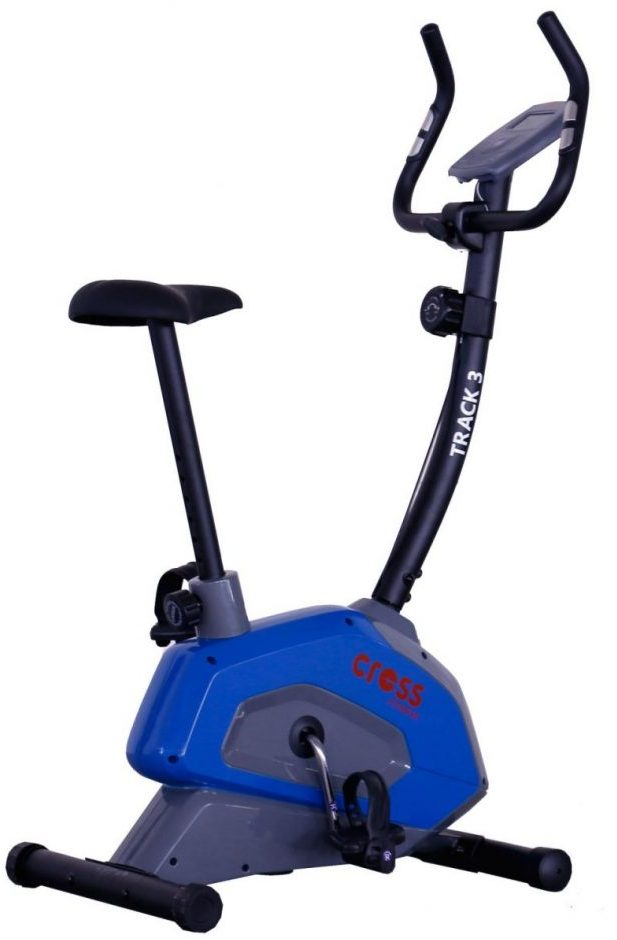دوچرخه ثابت کراس فیتنس مدل Track 3