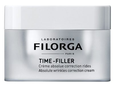 هیالورونیک اسید کرم ضد چروک فیلورگا مدل TIME-FILLERآ