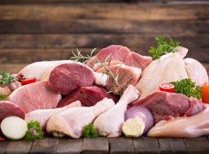 کاهش وزن گوشت