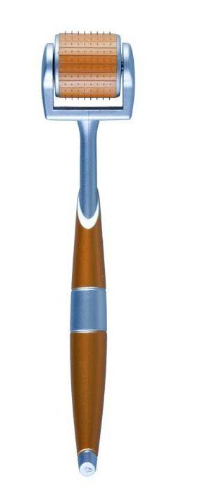 ماساژ صورت ماساژور زد جی تی اس مدل درمارولر سایز 0.5