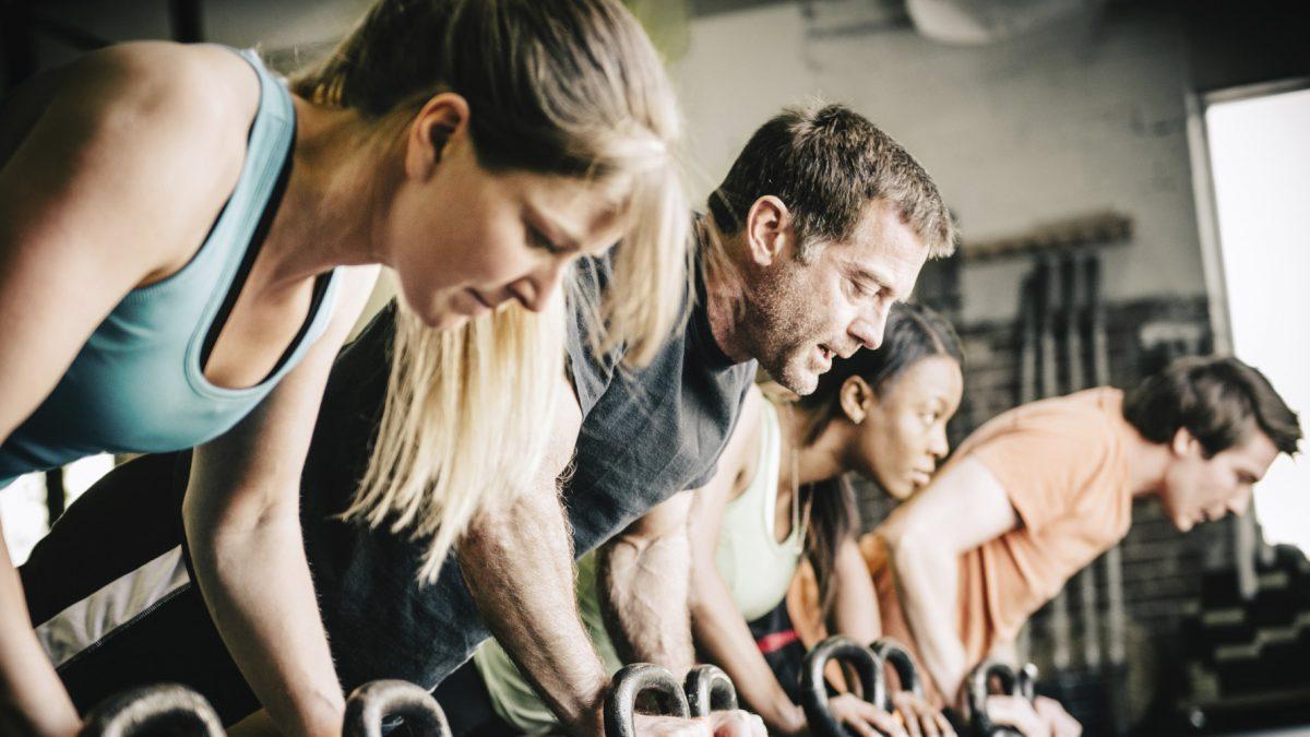 CrossFit ورزشی که در هر سنی عاشقش می شوید