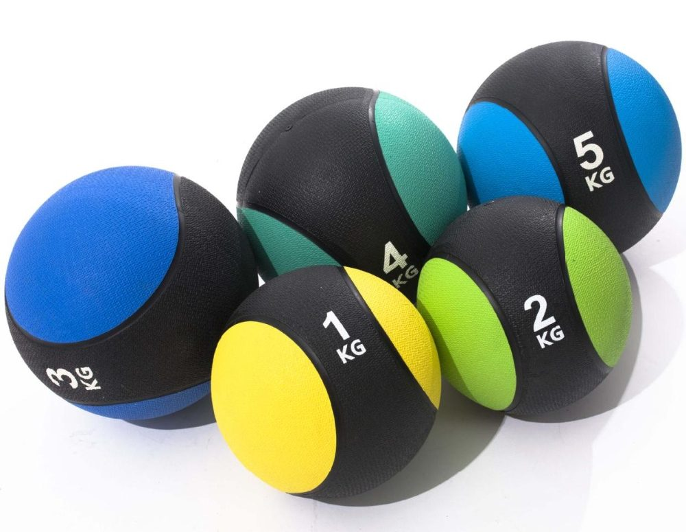 Madicine-Ball CrossFit