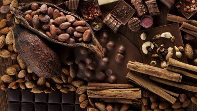 رژیم کتو شکلات تلخ