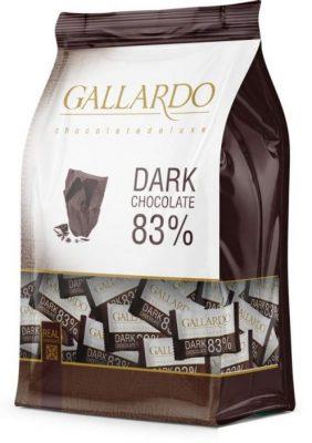 شکلات تلخ 83 درصد فرمند سری گالارد
