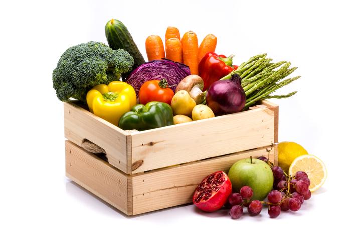 رژیم کتو میوه و سبزیجات