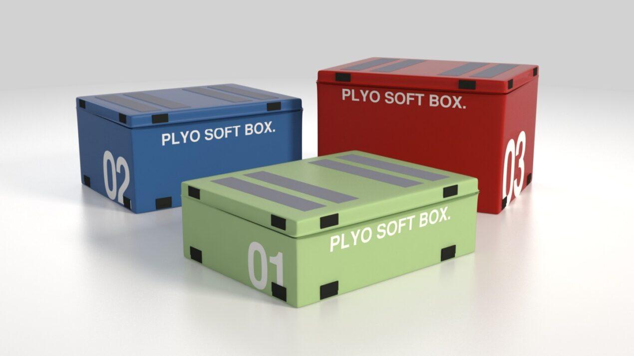 CrossFit plyo-boxes