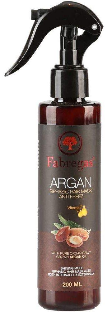 ماسک مو دوفاز فابریگاس مدل Argan Oil حجم 200 میلی لیتر