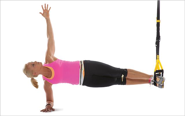ورزش TRX بهترین ورزش برای تقویت عضلات بدن