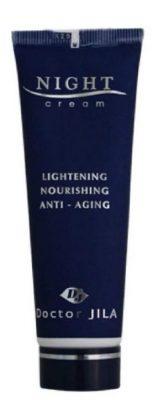 کرم ضد چروک شب دکتر ژیلا سری Anti Aging مدل Lightening And Nourishing حجم 50 میلی گرم