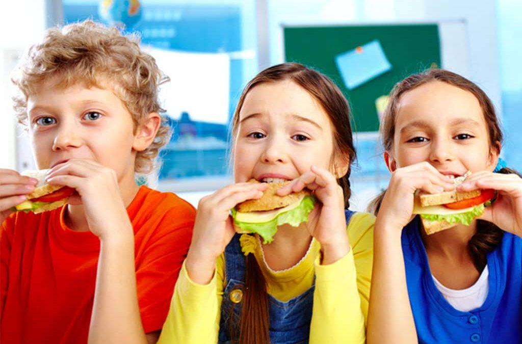 تغذیه کودکان در زمان تحصیل و نکاتی که باید به آن توجه شود!