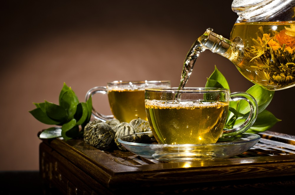 10 مزیتی که نوشیدن چای سبز برای بدن انسان دارد!