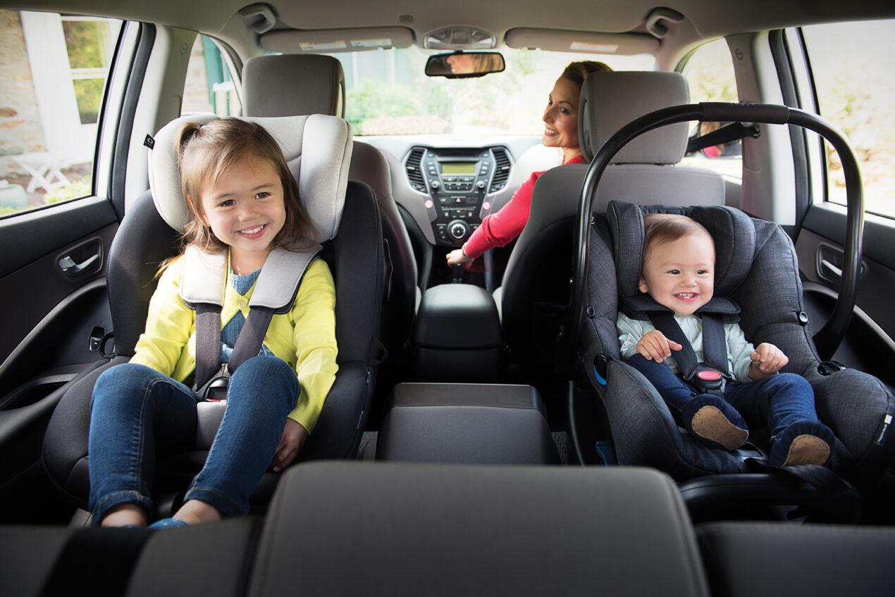 صندلی ماشین برای کودکان باید چه ویژگی هایی داشته باشد؟