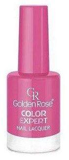 خرید کادو برای دختران لاک ناخن گلدن رز مدل color expert شماره 19