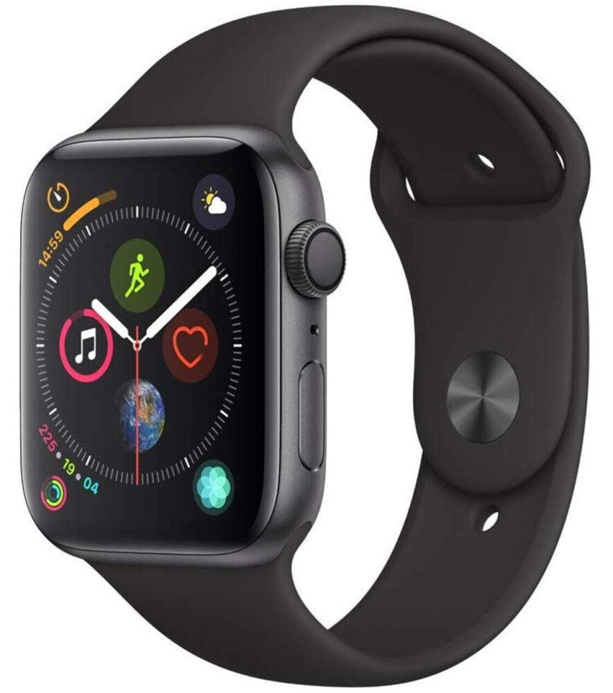 خرید کادو برای دختران ساعت هوشمند اپل واچ سری 5 مدل 44m Space Aluminum Case Sport Band
