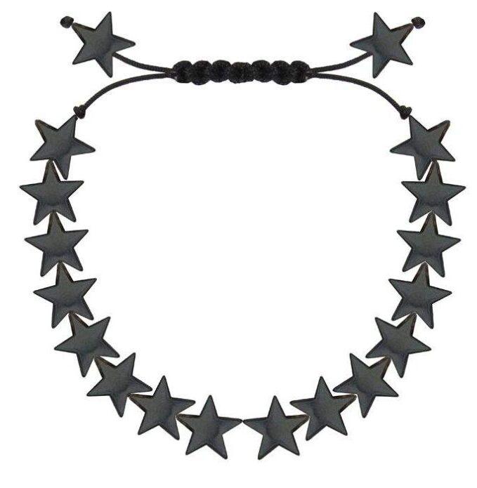 خرید کادو برای دختران دستبند طرح ستاره کد C02