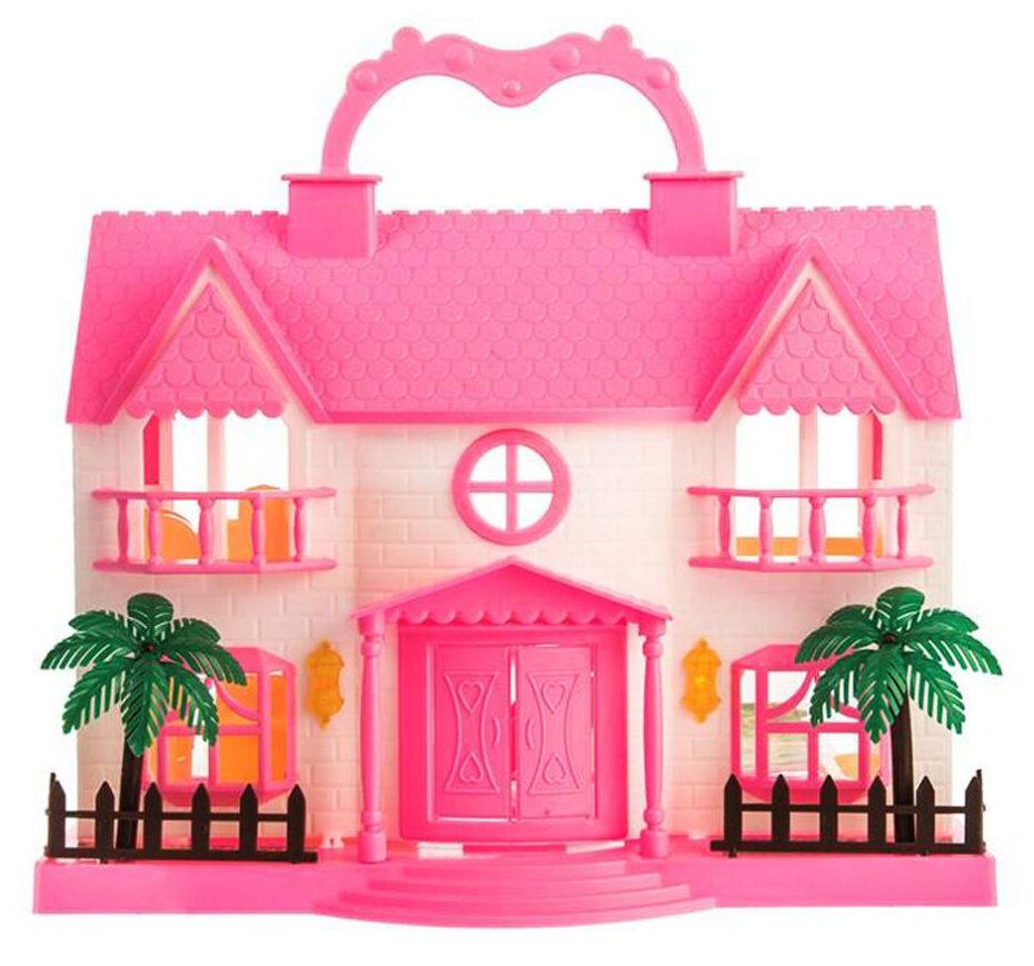 خرید کادو برای دختران اسباب بازی خانه عروسکی مدل اینداکو