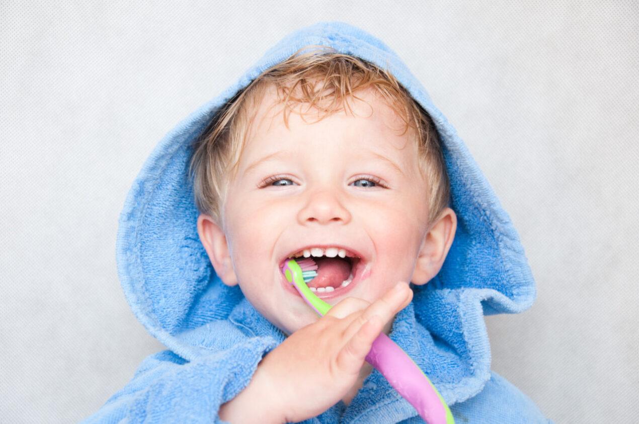 خمیر دندان کودک