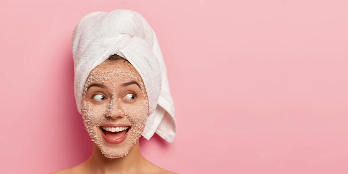 لایه برداری از پوست و معرفی انواع کرم ها و ماسک های لایه بردار