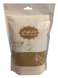 شکر قهوه ای اثرار - 450 گرم