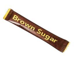 شکر قهوه ای اثرار - 7 گرم بسته 150 عددی