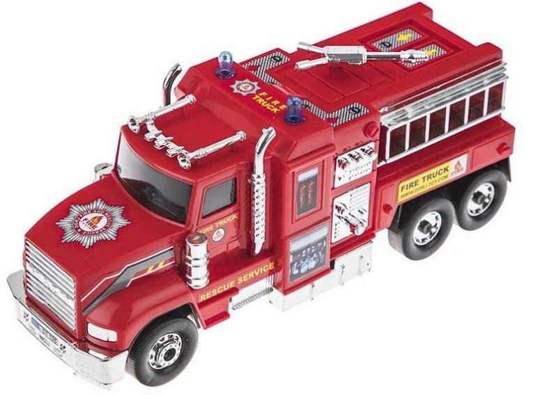 خرید کادو برای پسران ماشین آتش نشانی اسباب بازی دورج توی طرح Fire Truck