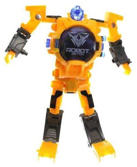 خرید کادو برای پسران ربات ترنسفورمر طرح ساعت کد 105000163