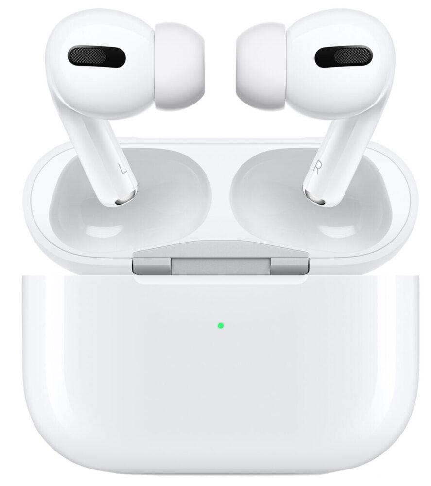خرید کادو برای پسران هدفون بی سیم اپل مدل AirPods Pro همراه با محفظه شارژ