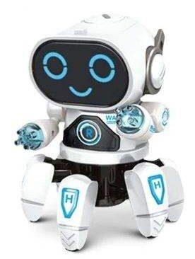خرید کادو برای پسران ربات اسباب بازی طرح هشت پا مدل AK