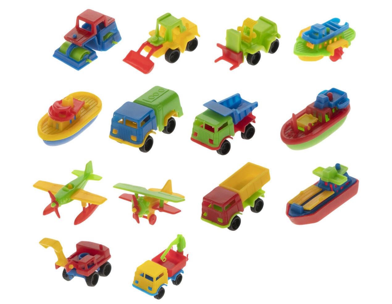 خرید کادو برای پسران ماشین بازی بیلی قهرمان کد 07 مجموعه 14 عددی