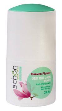رول ضد تعریق زنانه شون مدل Heaven Flower حجم 50 میلی لیتر