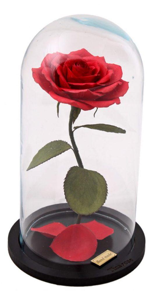 کادوی ولنتاین برای دختران گل مصنوعی تینا رز کد 0101