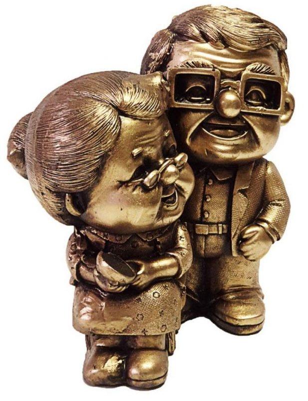 کادوی ولنتاین برای دختران مجسمه طرح عشق 2 کد 7491