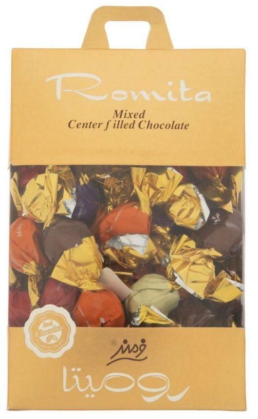 کادوی ولنتاین برای دختران شکلات دراژه مخلوط الیت - 250 گرم
