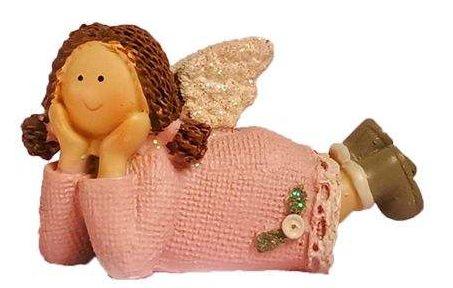 کادوی ولنتاین برای دختران مجسمه طرح فرشته خوابیده مدل 01 کد 007
