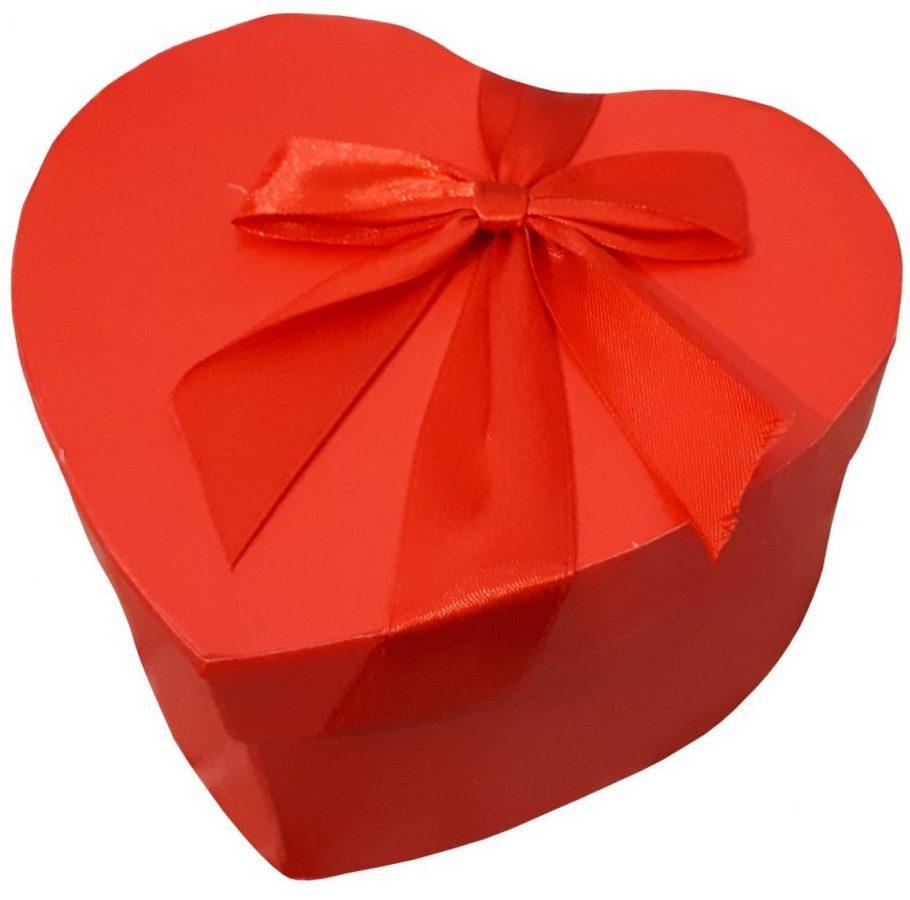 کادوی ولنتاین برای دختران جعبه هدیه مدل قلب کد 999