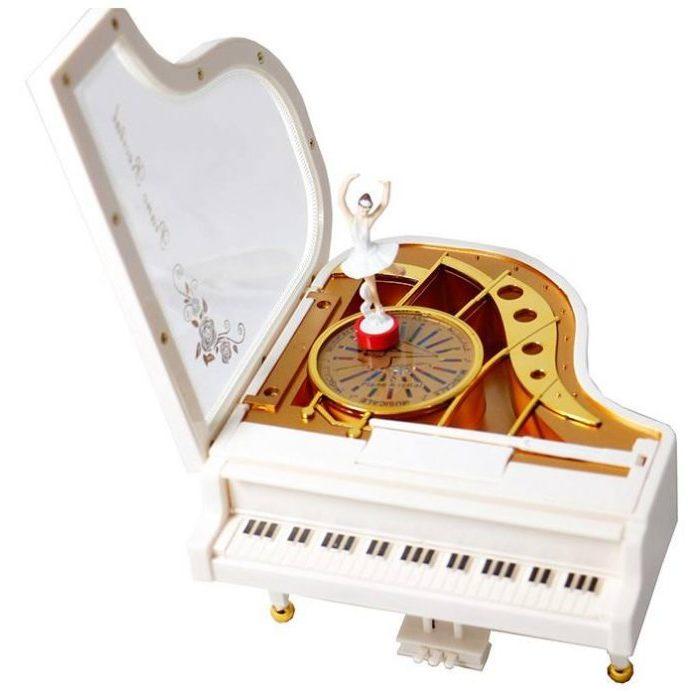 کادوی ولنتاین برای دختران پیانو موزیکال ایرسا مدل 3014