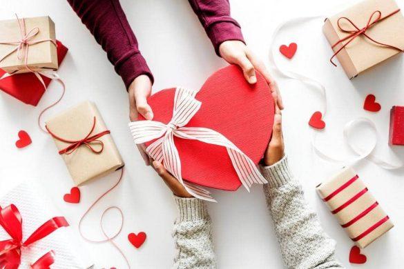 خرید کادوی ولنتاین برای دختران