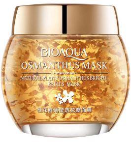 ماسک شب-ماسک صورت شب بایو آکوا مدل Osmanthus حجم 120 میلی لیتر