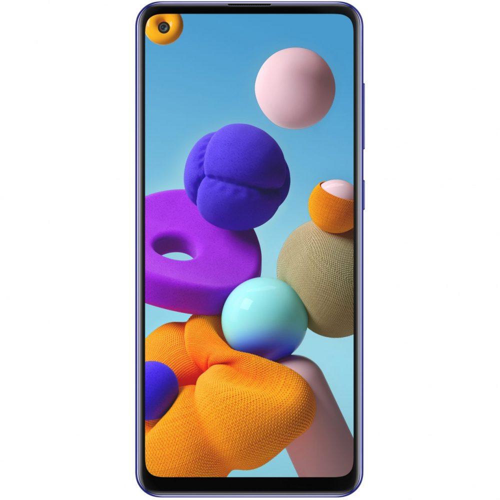 گوشی ارزان سامسونگ-گوشی موبایل سامسونگ مدل Galaxy A21S SM-A217F/DS دو سیمکارت