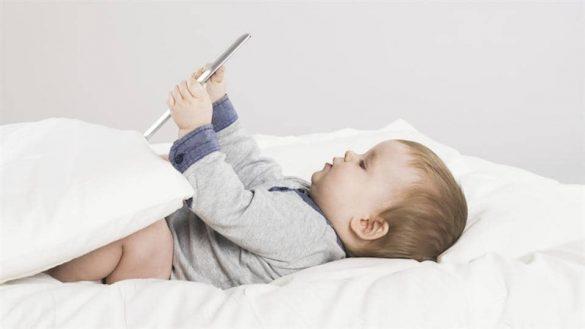 کودکان و استفاده از تبلت