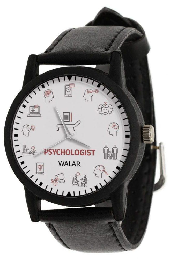 ساعت مچی عقربه ای والار طرح روانشناس کد LF2653