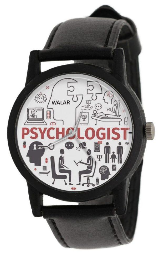 ساعت مچی عقربه ای والار طرح روانشناس کد LF2655