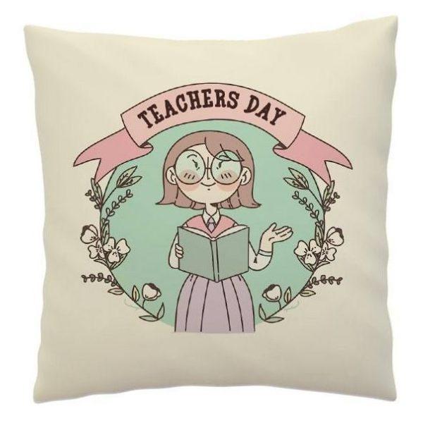 کاور کوسن شین دیزاین طرح روز معلم کد4216