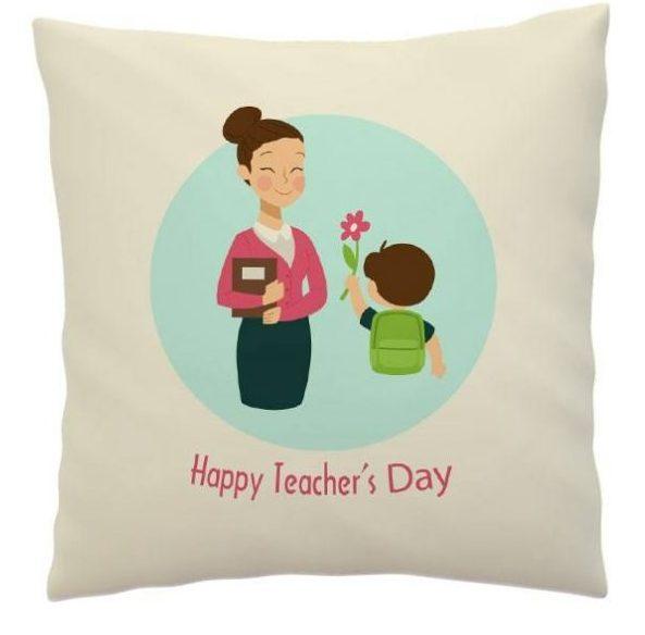 کاور کوسن شین دیزاین طرح روز معلم مبارک کد 4218