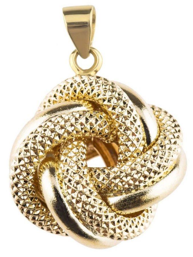 آویز گردنبند طلا 18 عیار کد P106
