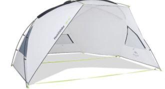 چتر-سایبان-سایه بان نیچرهایک مدل NH18Z001-P_Beach Shelter