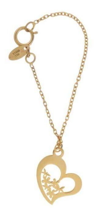 آویز ساعت طلا 18 عیار ماهک مدل MW0305 - مایا ماهک