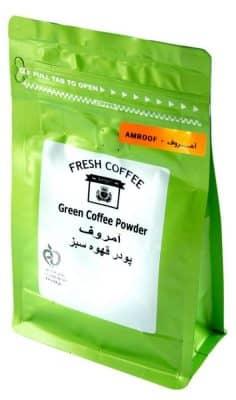 پودر قهوه سبز آمروف - 200 گرم