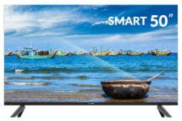 خرید تلوزیون-تلوزیون ال ای دی هوشمند اسنوا مدل SSD-50SA620U سایز 50 اینچ