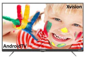 خرید تلوزیون-تلویزیون ال ای دی هوشمند ایکس ویژن مدل 43XT745 سایز 43 اینچ